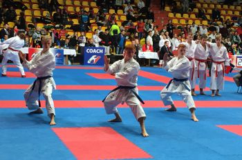 (Photo credits: Karate-WM 2016)