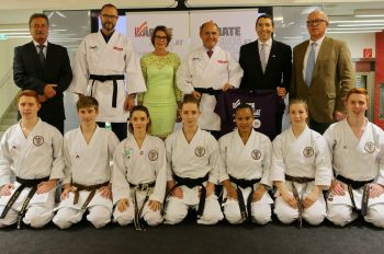 (Photo credits: Karate WM 2016 / Nikolaus Melichar)